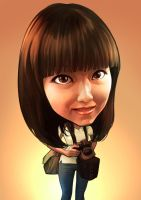 Caricature commision by engkit