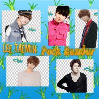 Lee Taemin PackRender by katherineizaguirre
