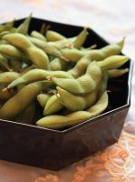 Green Soybeans by koshadesing