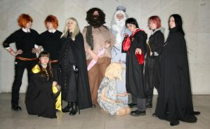 AS'11 Harry Potter group photo 01 by Hermy46