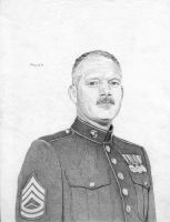 The Gunny, Pencil by hank1