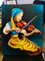 Violin Girl by NilleMusic