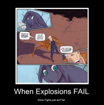 When Explosions FAIL by neogoki