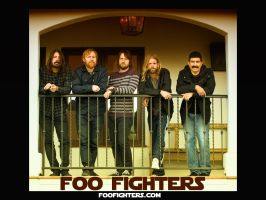 Foo Fighters 2011 by FilipR8