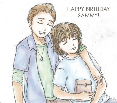 Happy Birthday, Little Brother by conflictX