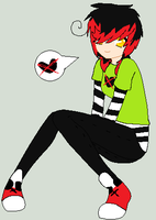 Etchi Normal Clothes by TwistedSpiritsx