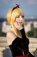 Elise in the Castle 02 - BFT by palmacosplay
