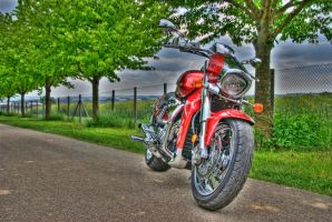 Motorcycle HDR 02 by Creative--Dragon