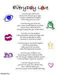 Everyday Love by HanyouInny