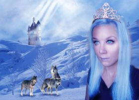 Queen of Wolves by Izilja