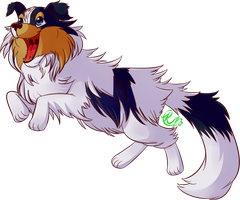 [Commission] - Doggie by Riboo