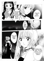 CCS Doujinshi:FirstKiss Page15 by barbypornea