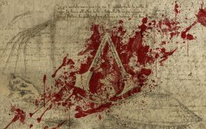 Assassin's Creed Symbol Blood by Draco100190