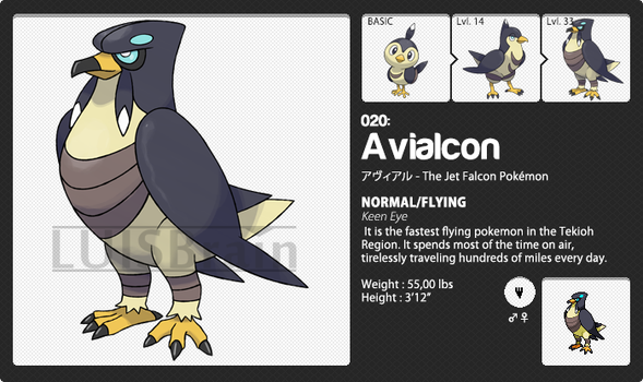 020: Avialcon by LuisBrain
