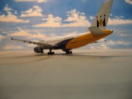 Monarch To Majorca by TomCatDriver