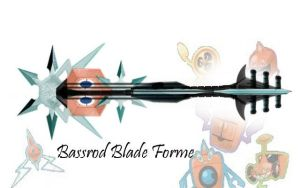 Bassrod Blade Forme by OnyxChaos