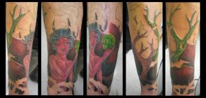 Heaven and Hell Lower Sleeve by Shipht