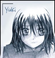 Yuki- Vampire Knight by mew05