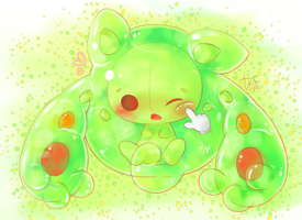 Reuniclus by D685ab7f-pis
