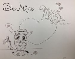 Be Mine by NatJack