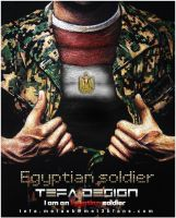 EgyptionSoldier by TeFaDesign