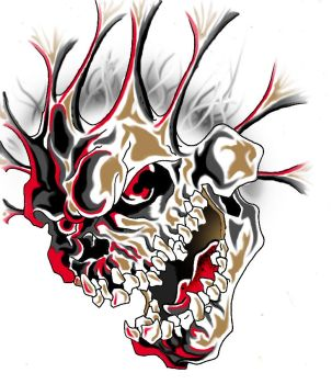 new flash for bones by john2dope