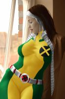 Rogue by DaswookofHeromorph