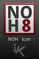 NOH8 Icon by kahil