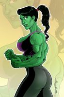 She-Hulk by GSX750
