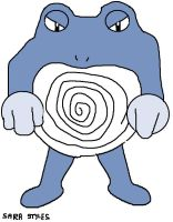 FistOfRage the Poliwrath by BlueSkyWarhawk