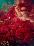 Julia The Rose Fairy [Basic] by MarioWibisono