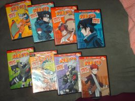 Entire Naruto Series Part 1 by Lady1Venus