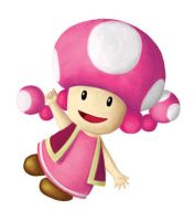 Toadette by mirounga