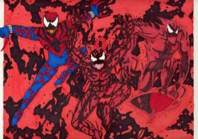 Maximum Carnage by RedWingsDragon