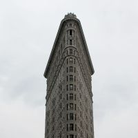 NYC Flatiron Building by xJBIRDx