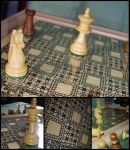 Check Mate by foxymitts