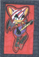 Punk Rouge by LillyCrystal
