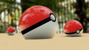 Realistic Pokeball by Ave117
