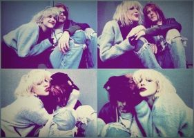 Kurt And Courtney by n0morewordS