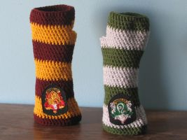 Harry Potter Arm Warmers a by pretending2bme