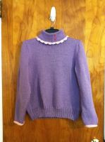 Marceline's Closet Sweater by playswithstring