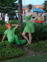 Anime North 2012 - Peter Pan Cosplay by jmcclare