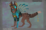 Ironwood Priest Auction -- CLOSED by The3Ss-Adopts