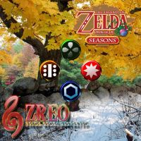 Oracle of Seasons AlbumConcept by spartanz91
