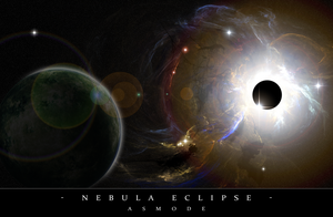 Nebula Eclipse by asmode