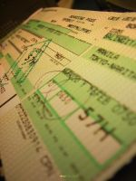 My First US Trip Ticket by thenonhacker