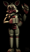 [SFM] Funtime Foxy Render by MaxieOfficial