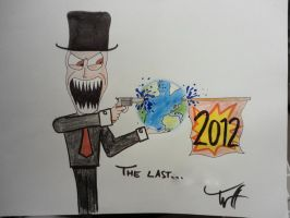 the end of the world by Kugelschrei