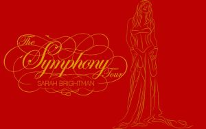 The Symphony Tour Wallpaper by VoiceOfTheXtabay