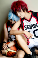 KUROKO NO BASKET: Rest Up by bana2xsan
